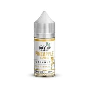 CBDfx CBD Terpene Vape Liquid
