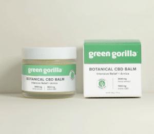 Green Gorilla CBD Balm