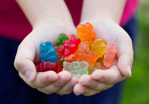 cbd gummies for kids