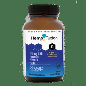 HempFusion CBD capsules For Sleep