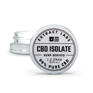CBD Isolate by Extract Labs