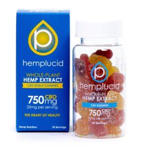 Hemplucid Gummies for Children