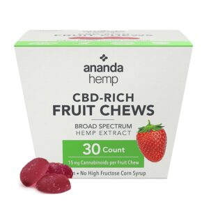 Ananda Hemp CBD Gummies