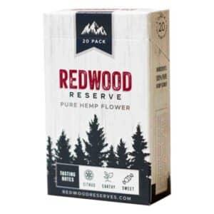 Redwood Reserves CBD Cigarettes