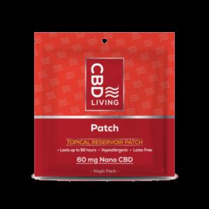 Cbd Living Pain Patches
