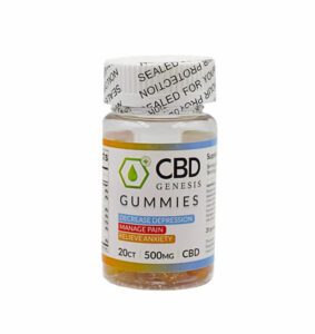 Genesis CBD Gummy Bears