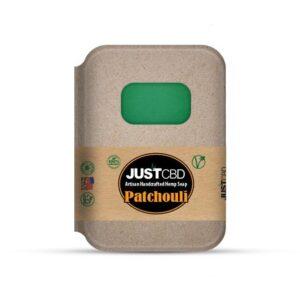 JustCBD Hemp Soap