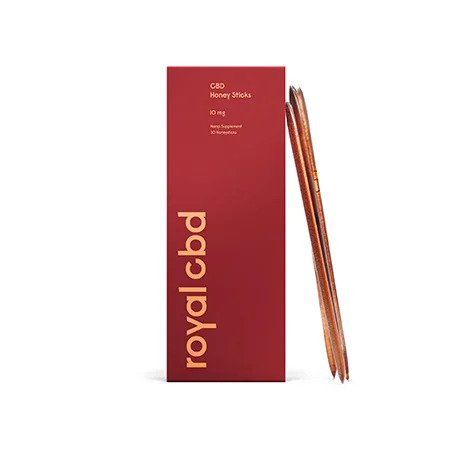 Royal CBD Honey Sticks